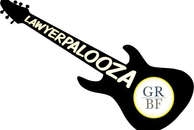 Lawyerpalooza Guitar